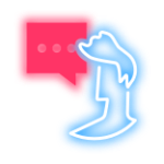 Les Talkers - icône